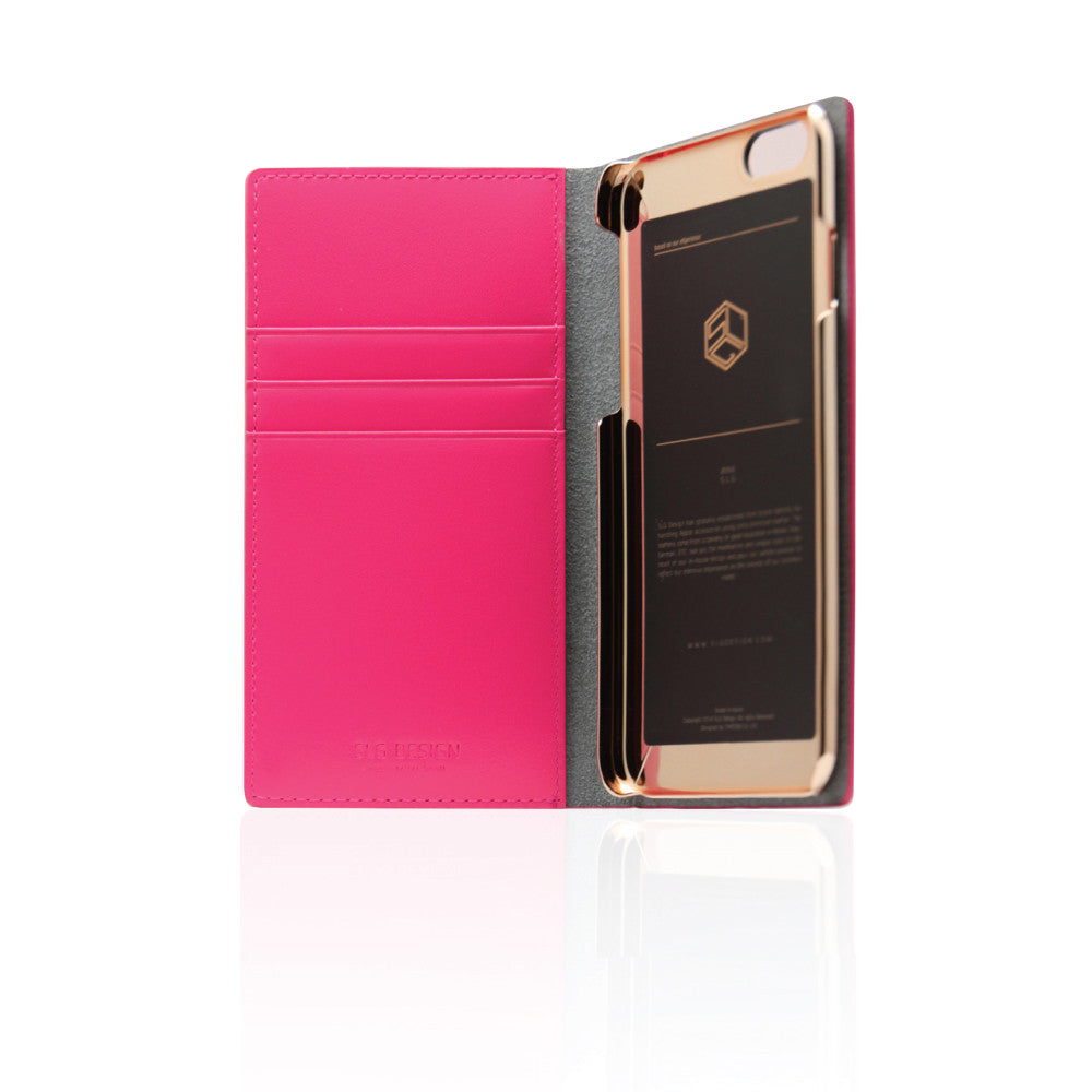 D5 CSL Metal Case for iPhone 6/6s Red