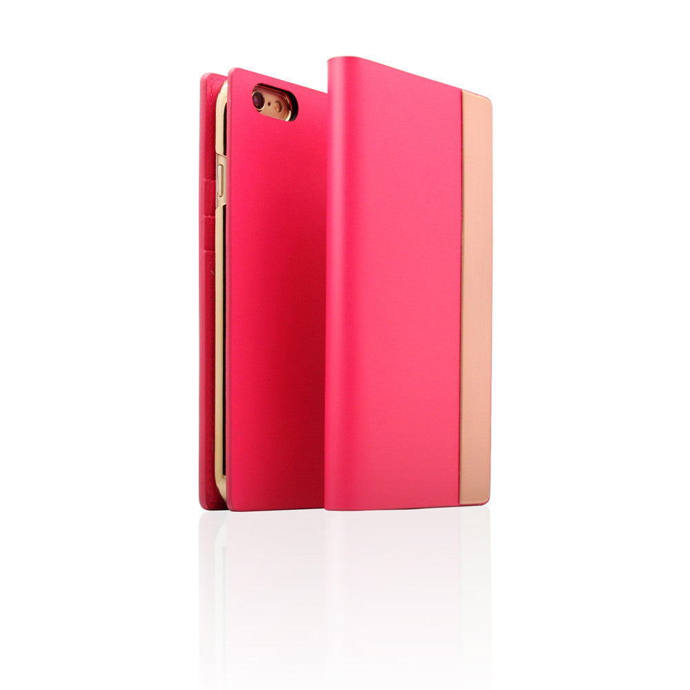 D5 CSL Metal Case for iPhone 6/6s Plus Pink