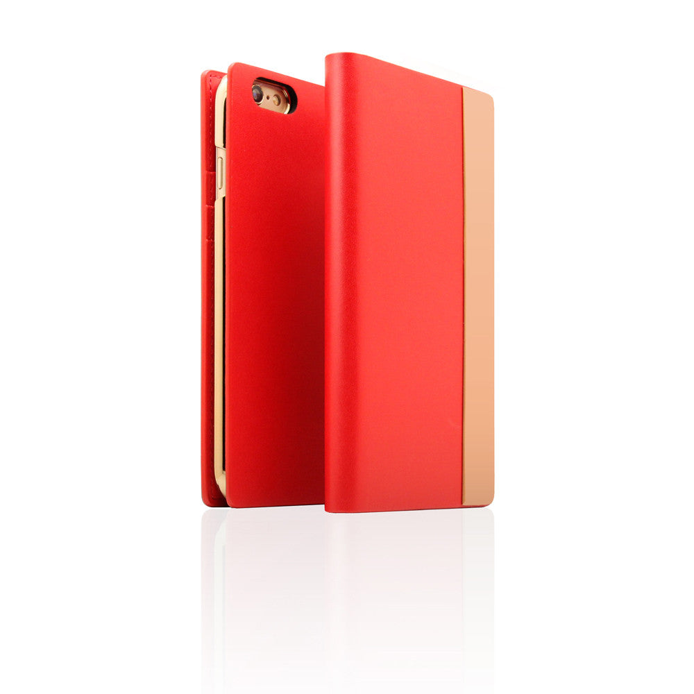 D5 CSL Metal Case for iPhone 6/6s Plus Red