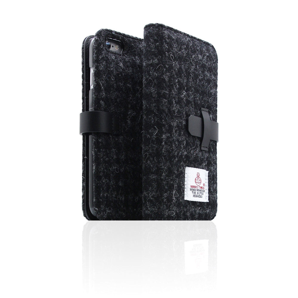 D5 Special Edition X Harris Tweed Case for iPhone 6/6s Plus Black