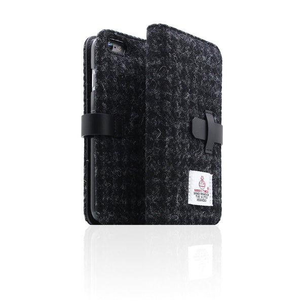 D5 Special Edition X Harris Tweed Case for iPhone 6/6s Black