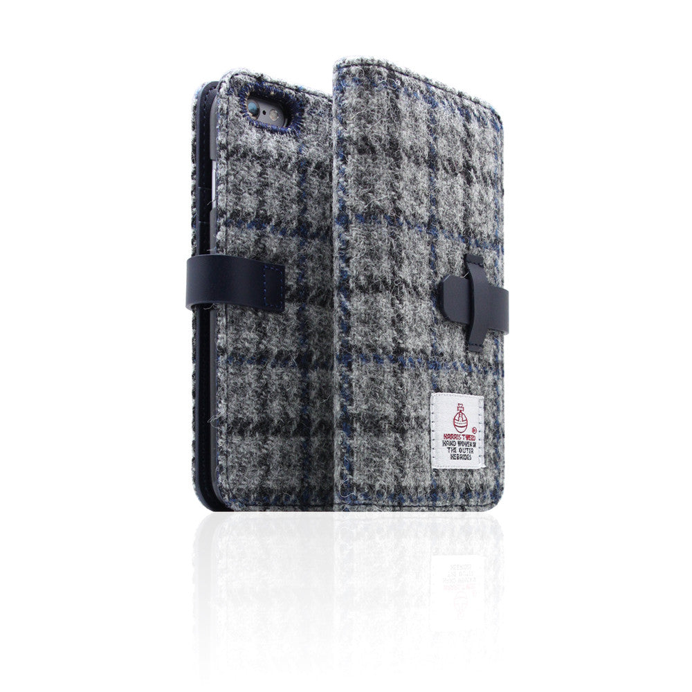 D5 Special Edition X Harris Tweed Case for iPhone 6/6s Plus Gray