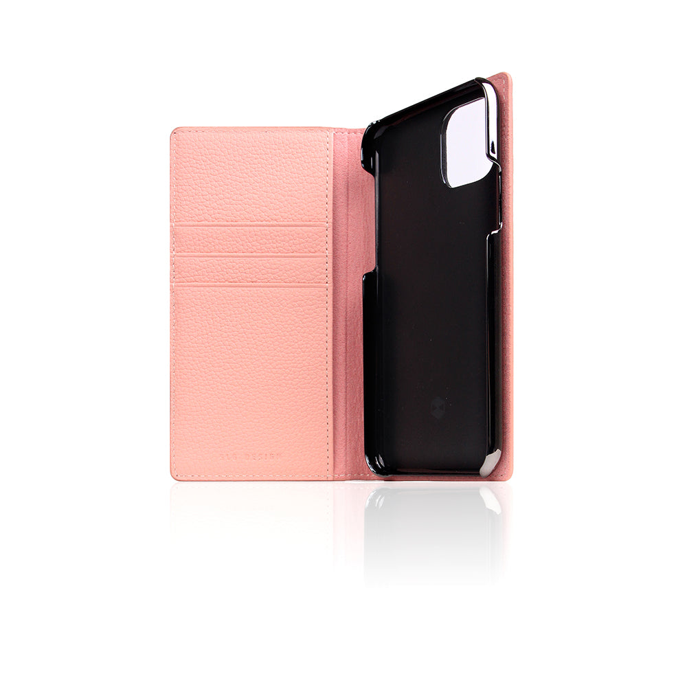 D8 Full Grain Leather Case for iPhone 11 Pro Light Rose