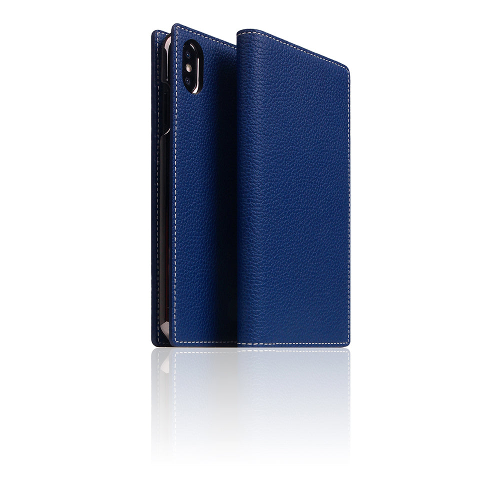 navy blue iphone xs case