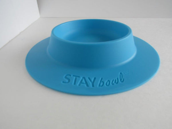 Wholesale - 50 count box of (3/4 cup) STAYbowl® Tip-Proof Bowl (choose your color options) - www.MyStayBowl.com