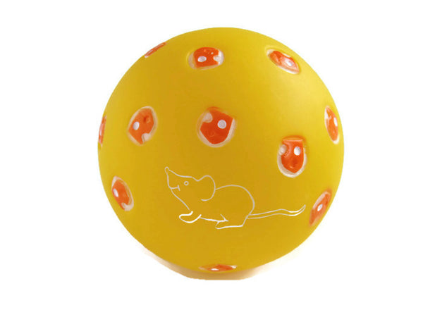 WHEEKY™ Treat Ball for CATS (7 cm) - Great Boredom Buster - www.MyStayBowl.com