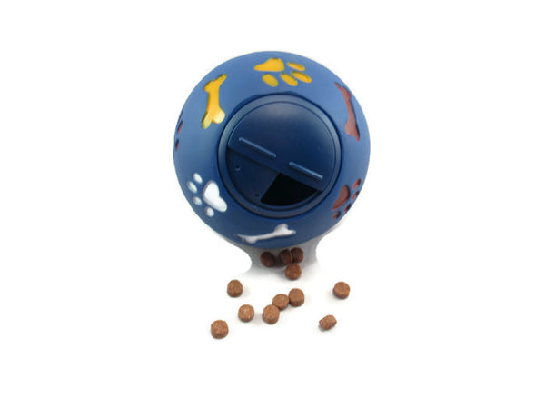 WHEEKY® Treat Ball for SMALL DOGS (< 20 lbs.) - www.MyStayBowl.com