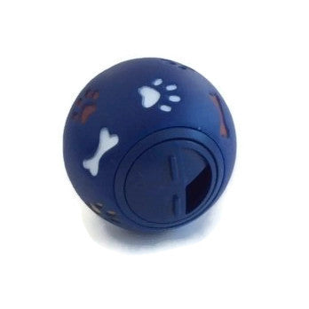 WHEEKY™ Treat Ball for SMALL DOGS (7 cm/2.75 inch diameter)  - Great Boredom Buster for Small Dogs (< 20 lbs.) - www.MyStayBowl.com