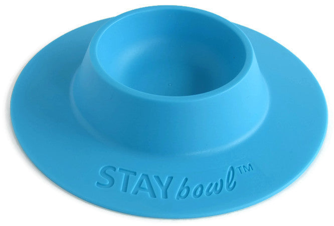 (1/4 cup) STAYbowl™ Tip-Proof Bowl for Guinea Pigs and Small Pets - www.MyStayBowl.com