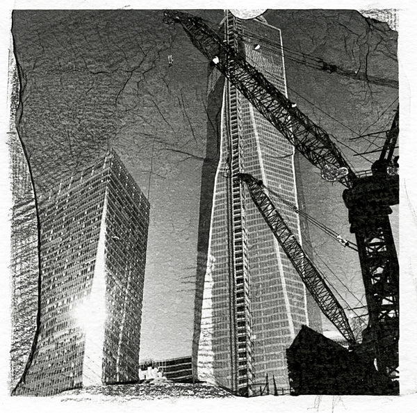 Building Tower One: The New World Trade Center #3