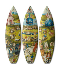 BOSCH TRIPTYCH / 3 SURFBOARDS