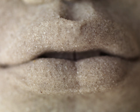 MOUTH OF SAND