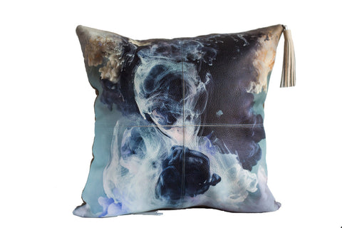 LIMITED EDITION ABSTRACT 5494C PILLOW