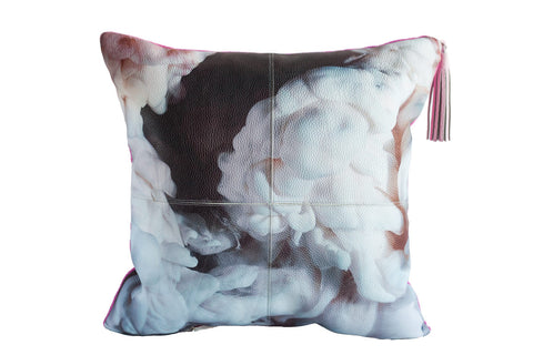 LIMITED EDITION ABSTRACT 9353B PILLOW
