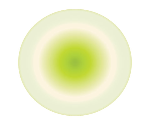 DROP OF GREEN CIRCLE