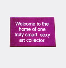 SEXY ART COLLECTOR DOORMAT