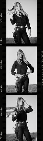 BRIDGITTE BARDOT CONTACT SHEET (BB014)