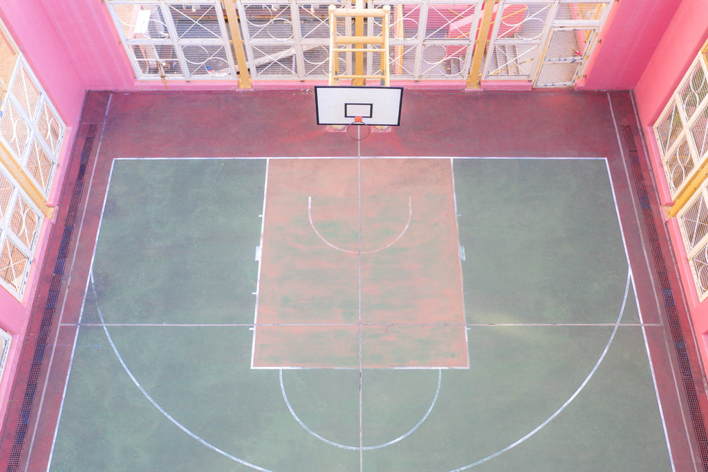THE PINK COURT