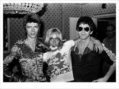 BOWIE, IGGY, LOU REED 2