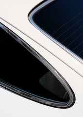 RISKY BUSINESS PORSCHE WINDOWS ON WHITE