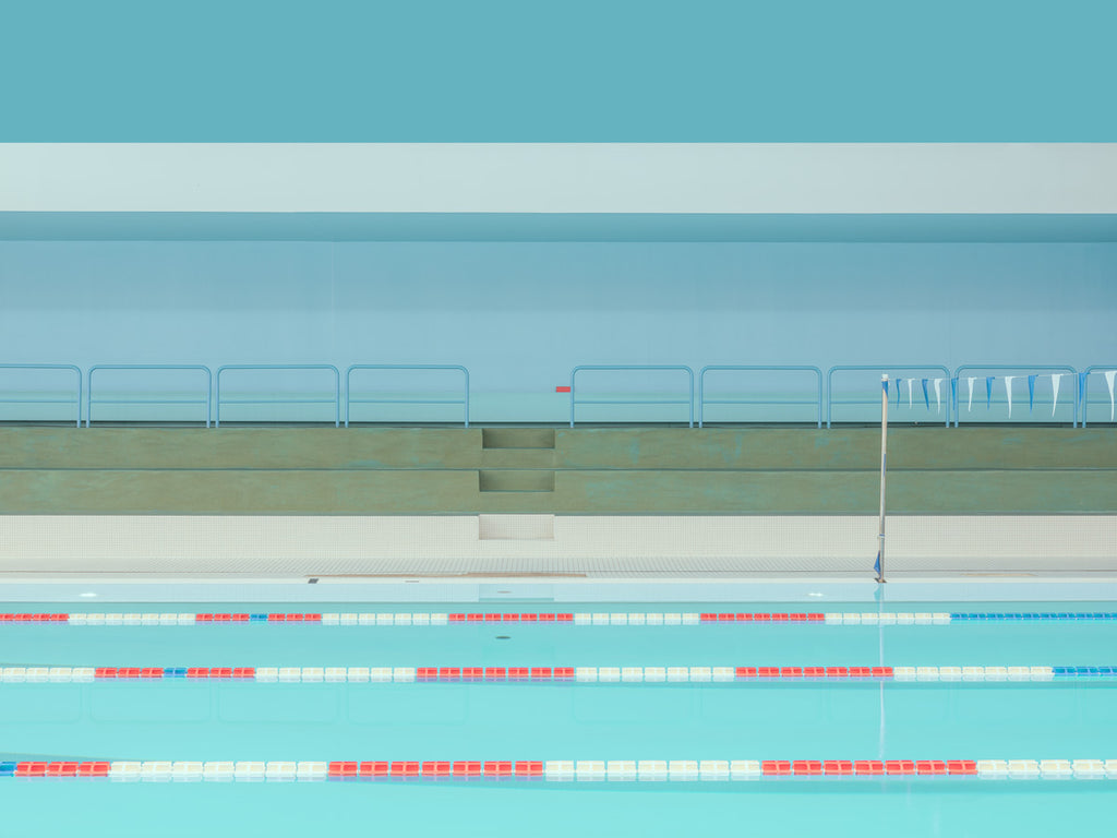 PARIS SWIMMING POOL 1