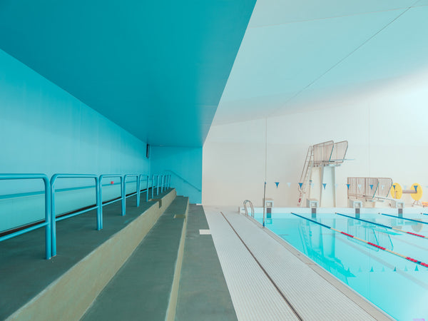 PARIS SWIMMING POOL 2