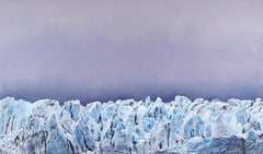 RISTING GLACIER SOUTH GEORGIA LIMITED EDITION PRINT