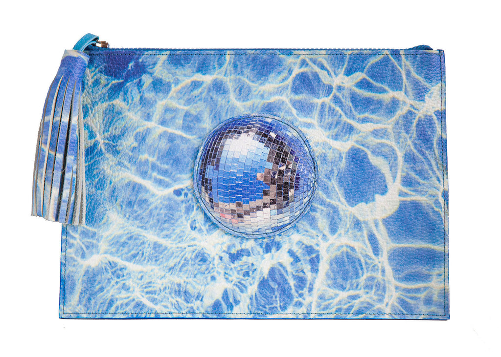 LIMITED EDITION DISCO CLUTCH