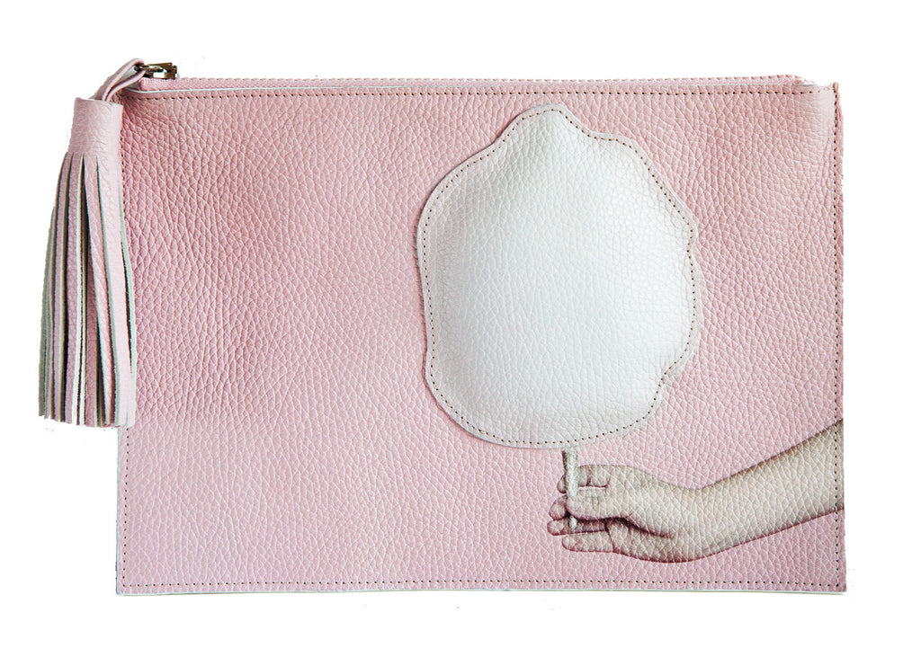 LIMITED EDITION BON PUF CLUTCH