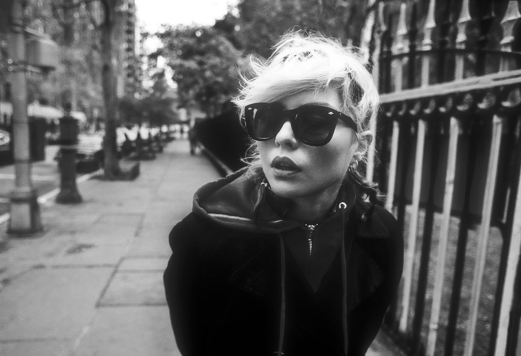DEBBIE HARRY 'WALK IN GRAMERCY PARK NEW YORK 1978'