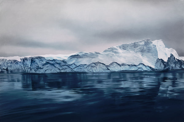 GREENLAND 54 LIMITED EDITION PRINT