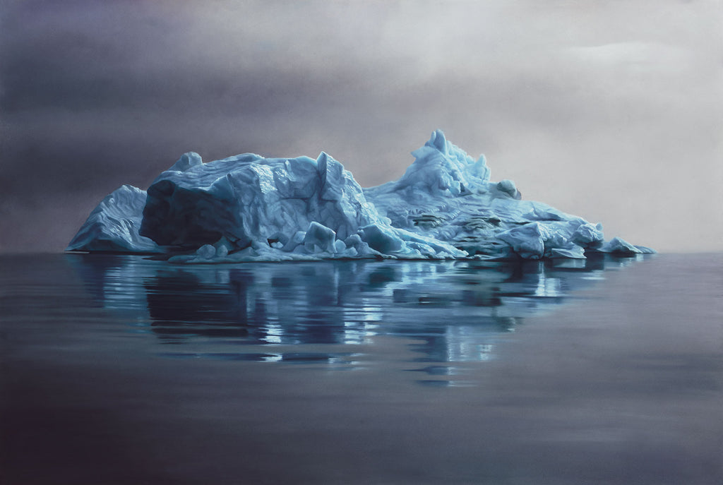 GREENLAND 62 LIMITED EDITION PRINT