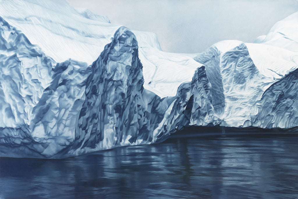 GREENLAND 55 LIMITED EDITION PRINT