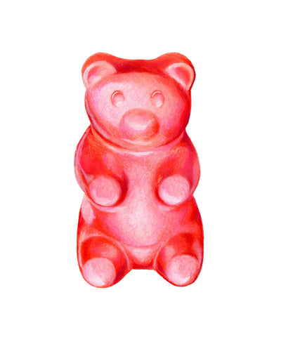 GUMMY BEAR RED