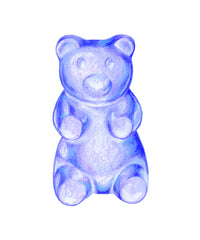GUMMY BEAR BLUE