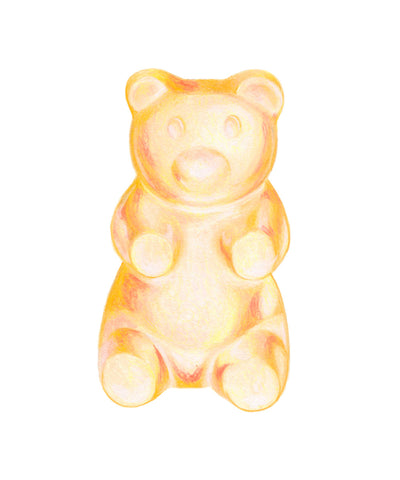 GUMMY BEAR YELLOW