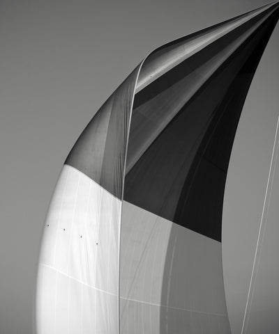 SAILS XX SPINNAKER OF THE VELSHEDA