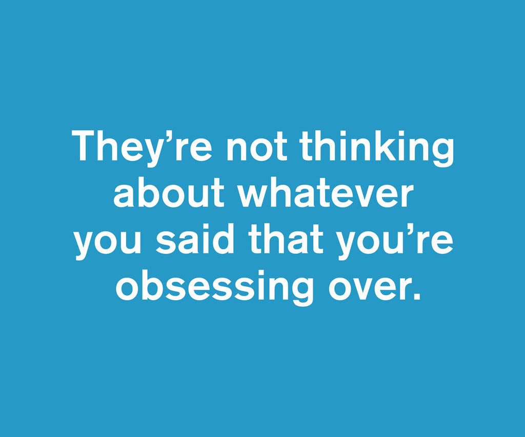 THE THOUGHTS IN MY HEAD #42: OBSESS