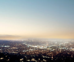 LOS ANGELES, GRIFFITH OBSERVATORY