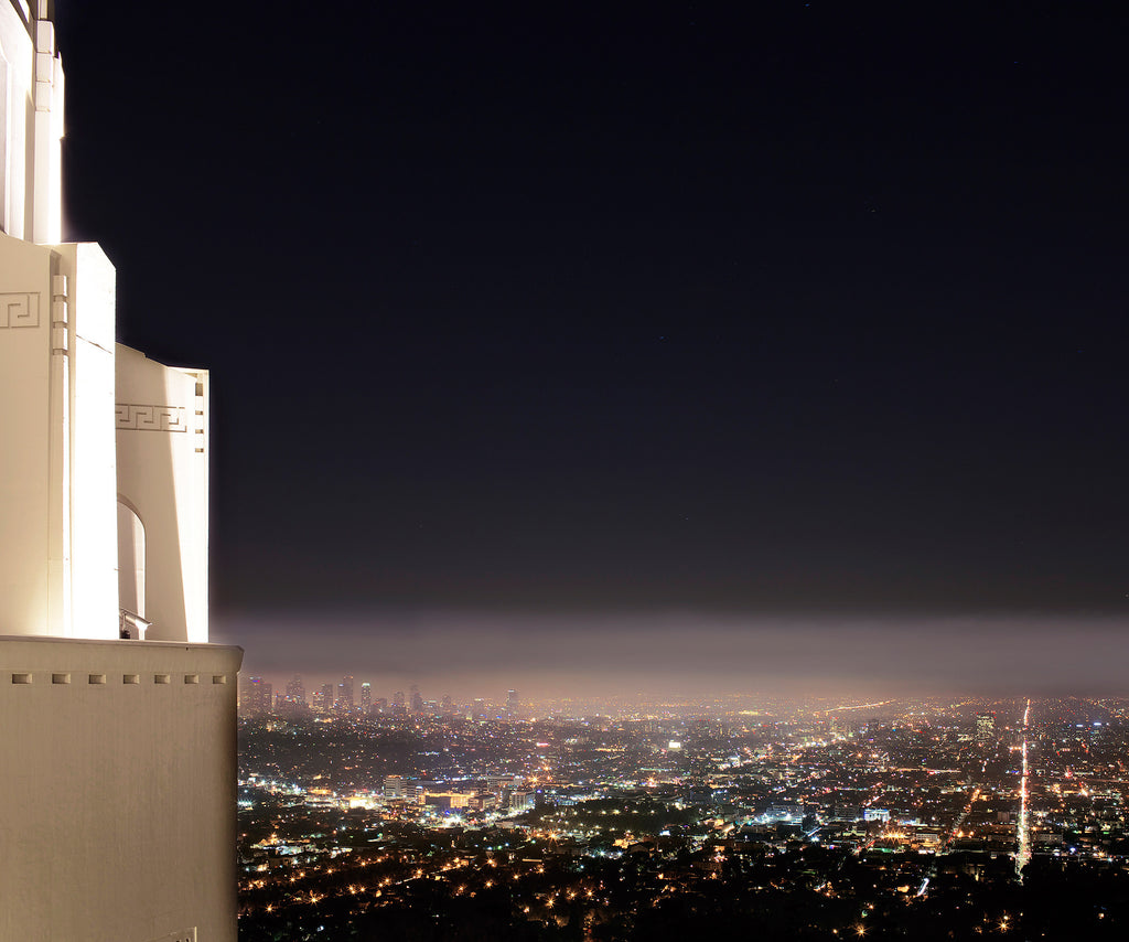 LOS ANGELES, GRIFFITH OBSERVATORY 2