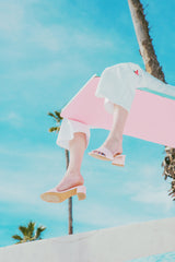 PINK DIVING BOARD