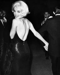 MARILYN MONROE, DON'T LOOK BACK