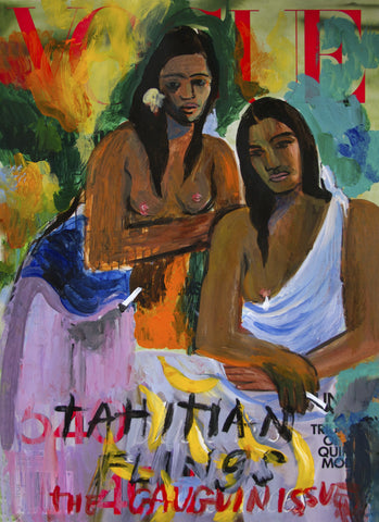 THE GAUGUIN ISSUE