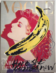 THE WARHOL ISSUE-ORIGINAL WORK