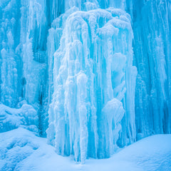 FROZEN WATERFALL III
