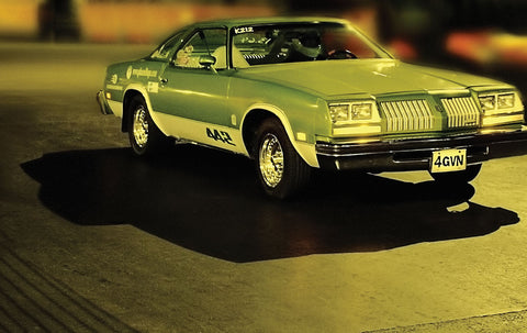 OLDSMOBILE DRAGSTRIP ONE