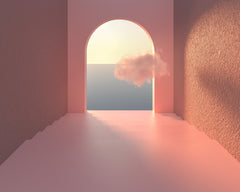 PINK ARCH CLOUD