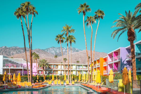PALM SPRINGS COLORFUL 1