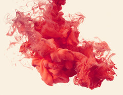 SPLASH RED ORANGE