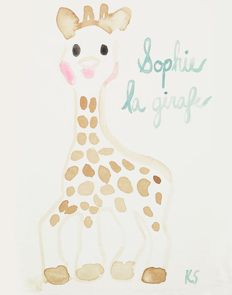 SOPHIE THE GIRAFE